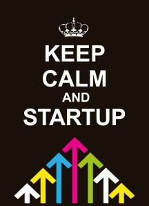 Keep Calm and Startup